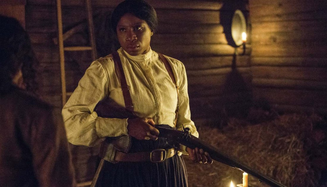 underground season 2 aisha hinds harriet tubman Underground Season 2 burning question: Are you a citizen or a soldier?