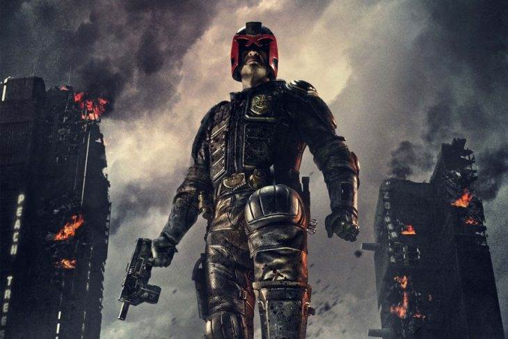 'Dredd' Producer Teases That a Sequel Could Be Animated
