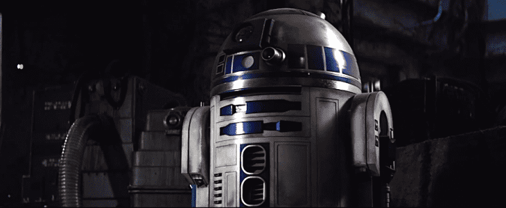 'Star Wars' Buzz: New R2-D2 Actor, Rey and Kylo Ren's Connection
