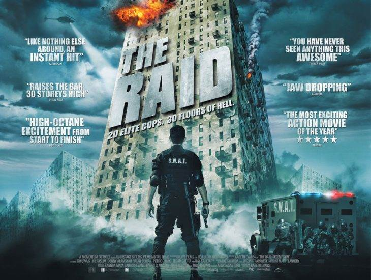 'The Raid' Remake Is Back On, This Time With Joe Carnahan and Frank