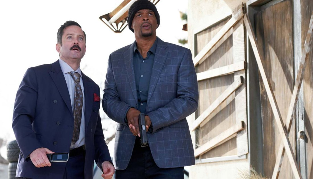 lethal weapon thomas lennon damon wayans Thomas Lennon on playing an iconic Lethal Weapon character, improvising on a cop drama & more