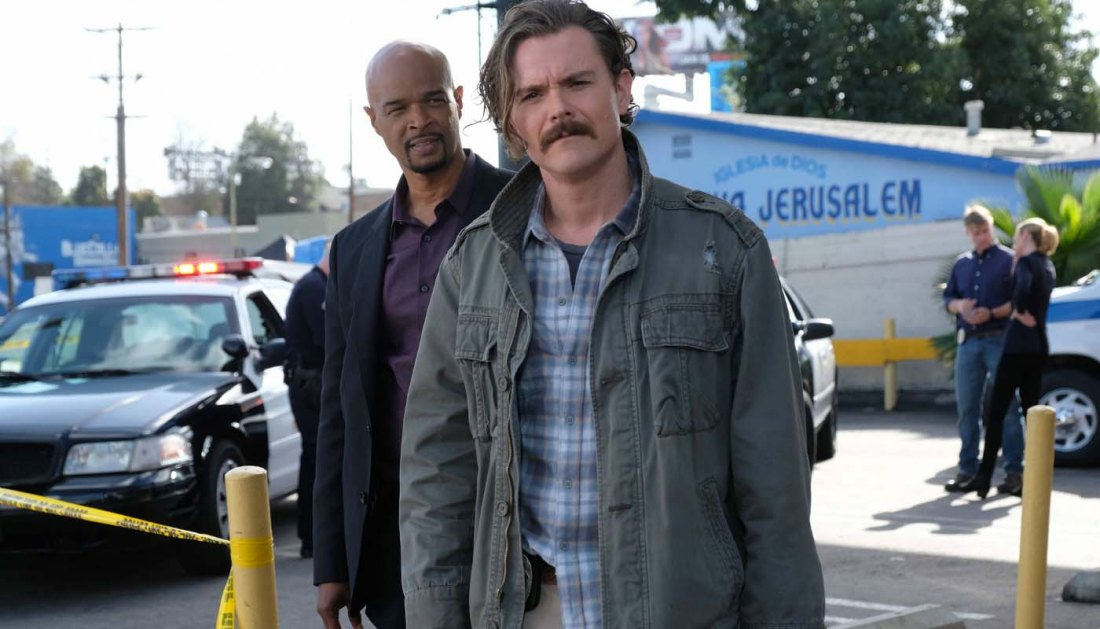 lethal weapon damon wayans clayne crawford Thomas Lennon on playing an iconic Lethal Weapon character, improvising on a cop drama & more