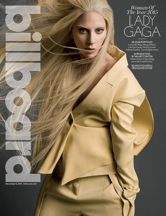 Lady Gaga, Billboard