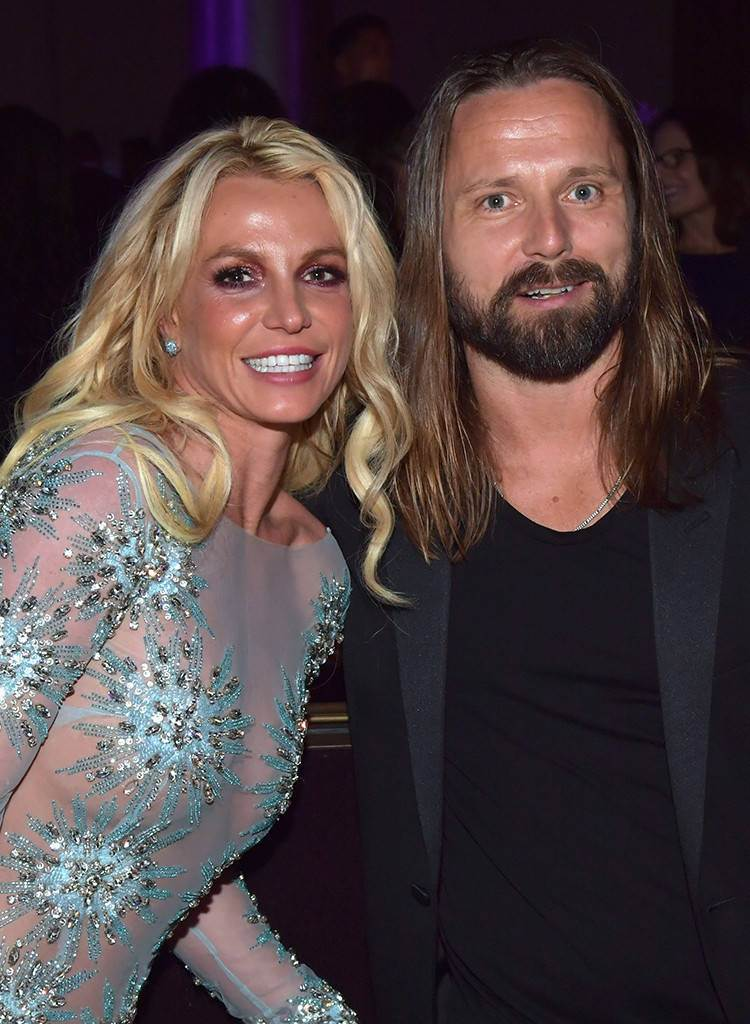 Britney Spears, Max Martin