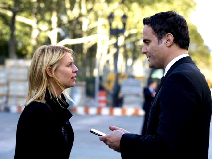 Everybody ends up down the Peter rabbithole on Homeland
