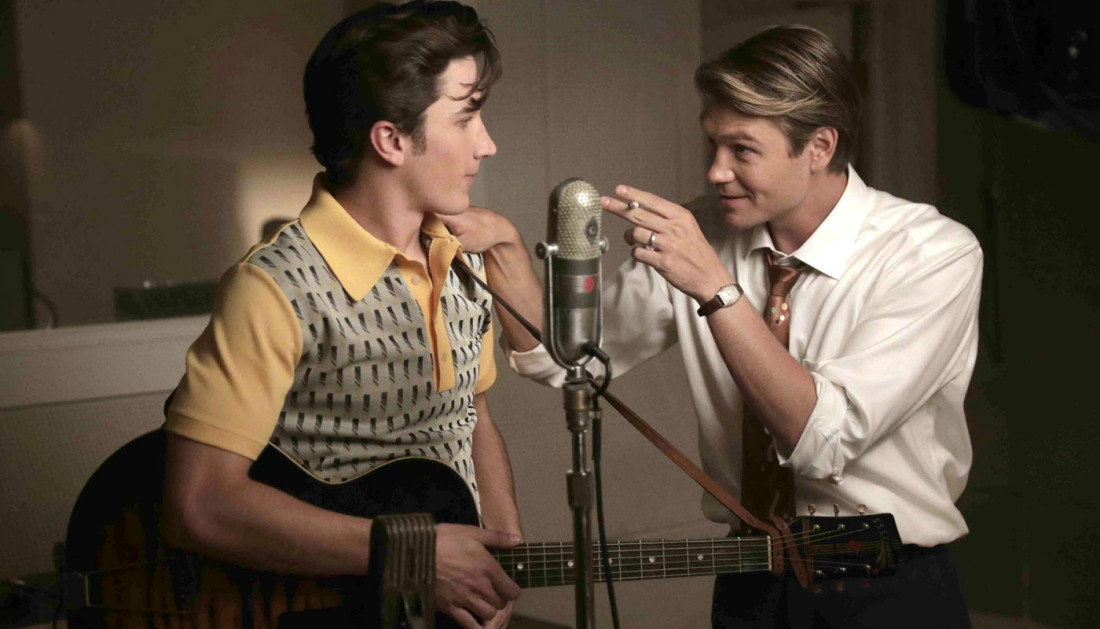 sun records chad michael murray drake milligan CMTs Sun Records bets on music & nostalgia over authenticity
