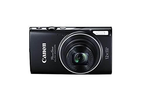 Canon PowerShot ELPH 350 HS 20.2 MP digital camera with 12x Op…