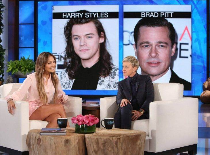 Drake Who? Jennifer Lopez Admits She Has a Thing for Harry Styles