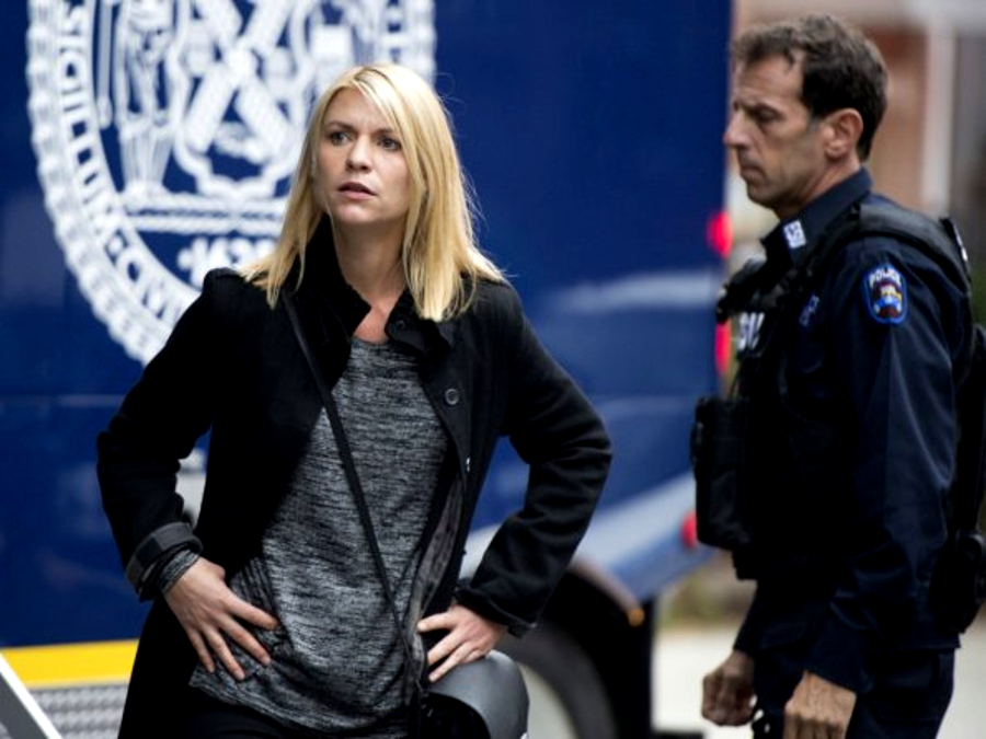 claire danes carrie mathison homeland 2 Everybody ends up down the Peter rabbithole on Homeland