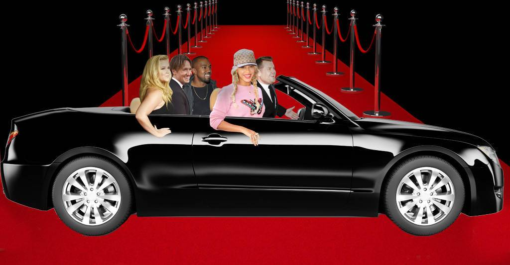 Grammy Carpool Karaoke
