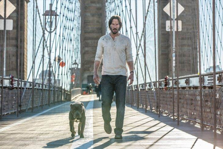 Keanu Reeves Shares His Ideas for 'John Wick 3' and 'The Matrix