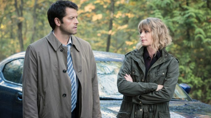 Loose cannon Castiel is the gift 'Supernatural' needs right now
