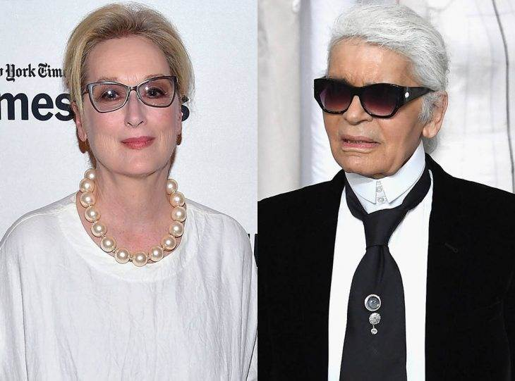 Meryl Streep Slams Karl Lagerfeld Over 2017 Oscars Dress Drama: I'm Still