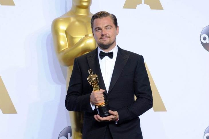 Movie News: Leonardo DiCaprio to Star in Real-Life Cop Thriller 'The Black