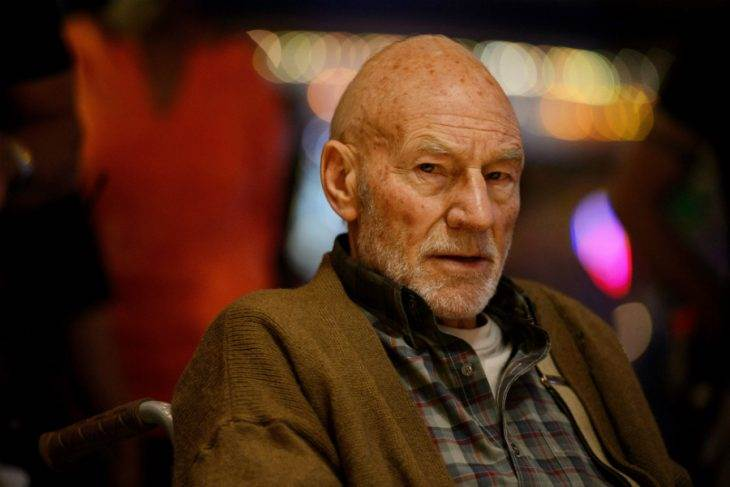 Movie News: Patrick Stewart Says Goodbye to Professor X; 'Moonlight'