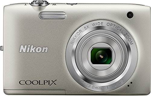 Nikon Coolpix S2800 20.1 MP Point & Shoot Digital Camera with …