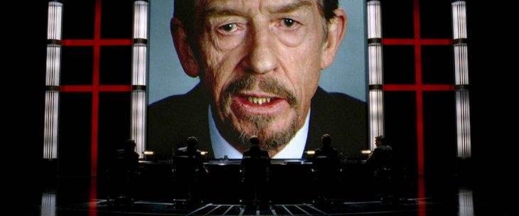 Remembering John Hurt, William Peter Blatty and More Reel-Important People We