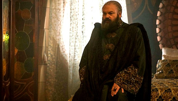 Vincent D'Onofrio on 'Emerald City' Wizard's backstory & that awful