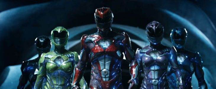 Watch: Get in the Team Spirit With New 'Power Rangers' and 'Fate