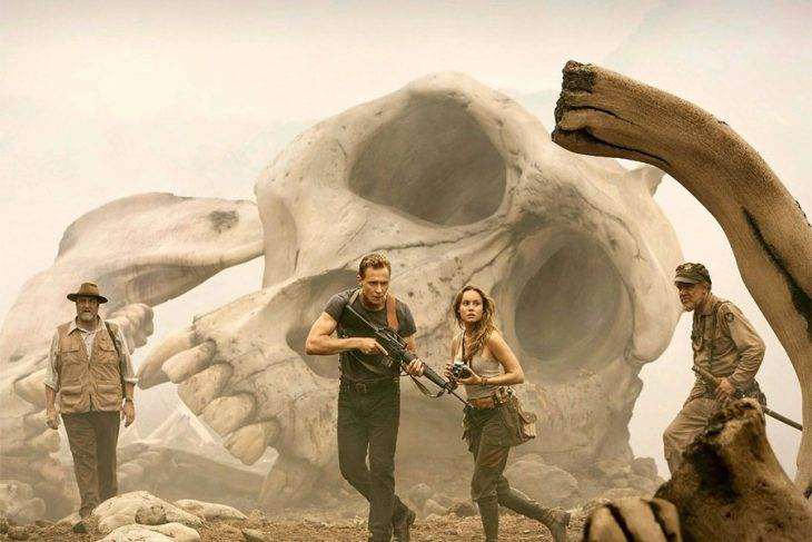 Watch: New Trailers for 'Kong: Skull Island,' 'Guardians of the