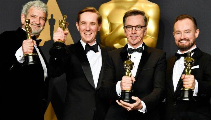 Record-breaking Oscars drought comes to an end for one of the 2017 winners