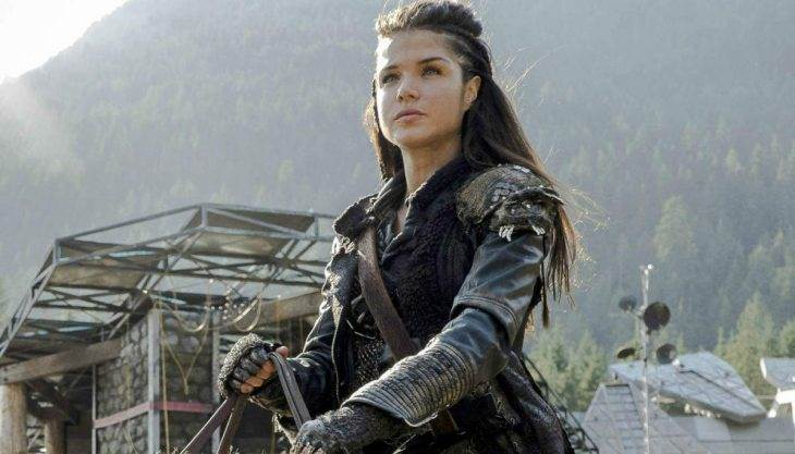 'The 100's' Marie Avgeropoulos previews Octavia's struggle: 'No one