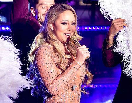 "Mariah Carey Blames ""Everybody"" Including Herself for That"