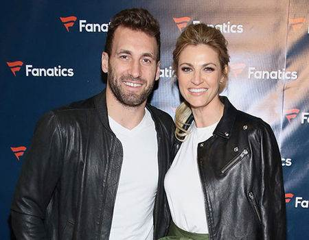 Erin Andrews & Jarret Stoll Plan to Welcome New Family Member Before