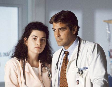 Did ER Totally Predict George Clooney's Future Twins?