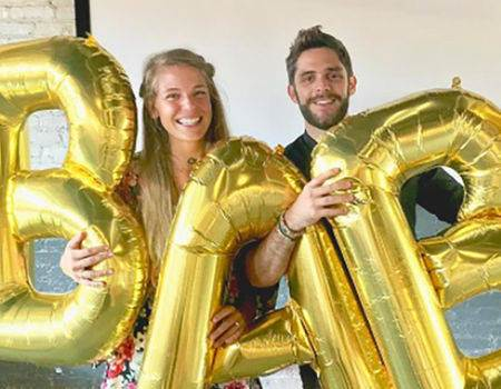 It's a Girl! Thomas Rhett and Lauren Akins Reveal the Sex of Their Baby