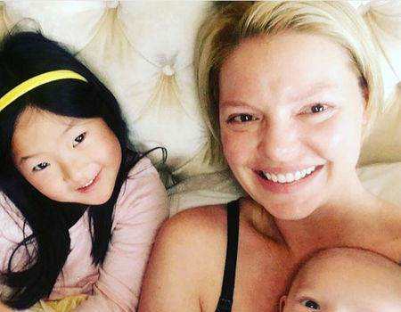 Katherine Heigl's Latest Family Photo With Her Newborn Son Will Melt Your