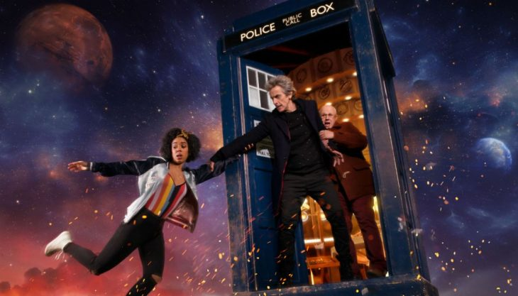 'Doctor Who' Season 10 trailer is full of old friends, new monsters and so