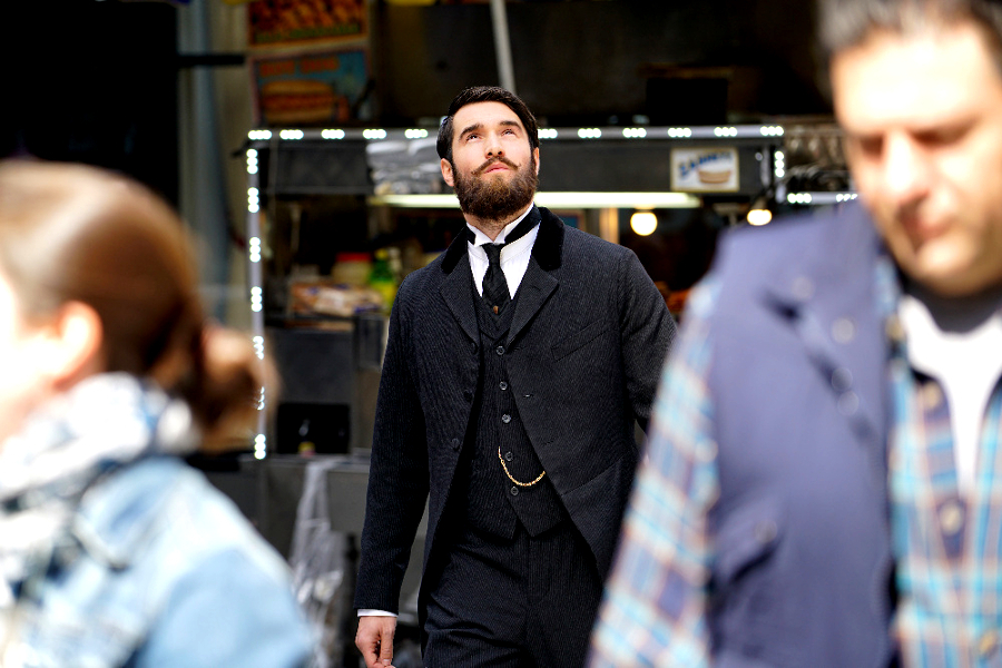 joshua bowman ripper time after time Time After Time isnt really about time travel    its about the masculinity crisis
