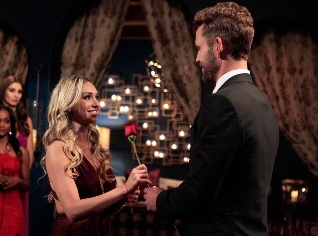 Corinne, Nick, The Bachelor
