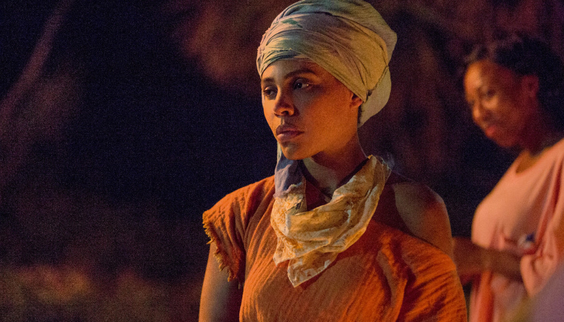 underground season 2 amirah vann wgn america A surprise pregnancy steers Underground into dangerous waters