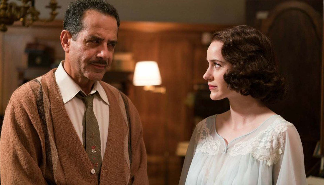 marvelous mrs maisel tony shaloub rachel brosnahan amazon Amazons new pilot roundup: A familiar Game of Thrones face leads the way