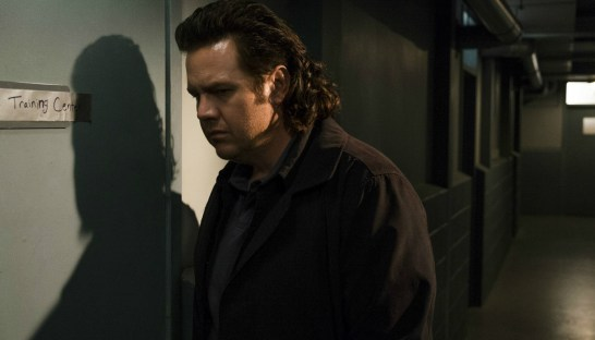 """Josh McDermitt as Dr. Eugene Porter in Season 7 of """"The Walking Dead"""""""