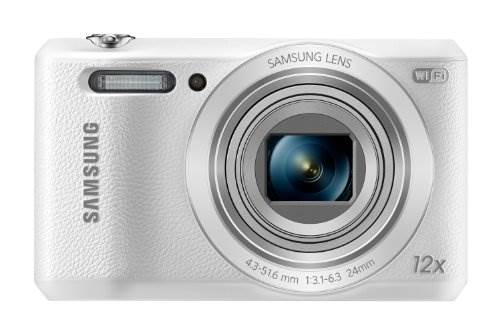 Samsung WB35F 16.2MP Smart WiFi & NFC Digital Camera with 12x …