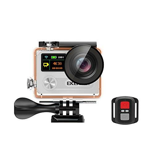 EKEN H8R, Ultra HD 4K Waterproof Action Camera (Sports DV Camc…