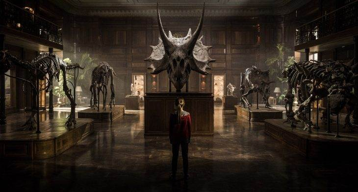 First Image From 'Jurassic World 2' Looks To The Past