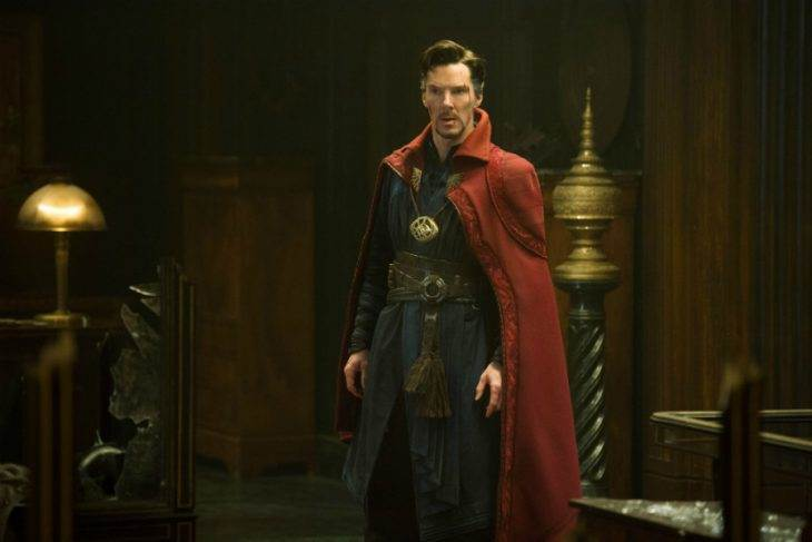 Movie News: Benedict Cumberbatch to Star in 'Melrose'; Anson Mount to