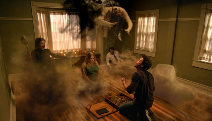 NBC's 'Midnight, Texas' is like Charlaine Harris's books