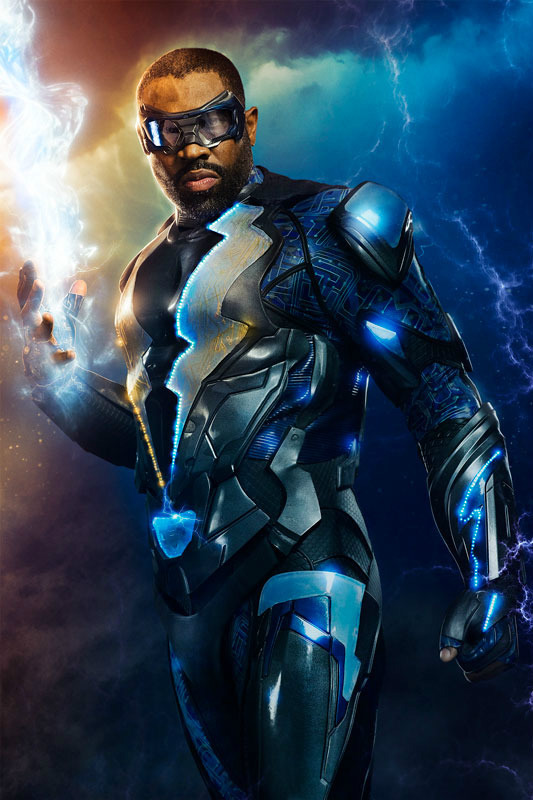 The CW drops first look at 'Black Lightning' & here's everything we