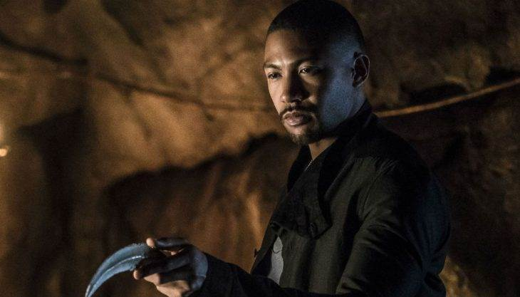 Charles Michael Davis wants 'TVD' characters on 'The Originals'