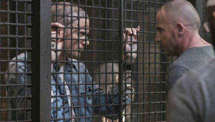 'Prison Break' exclusive: Inside Dominic Purcell & Wentworth Miller's