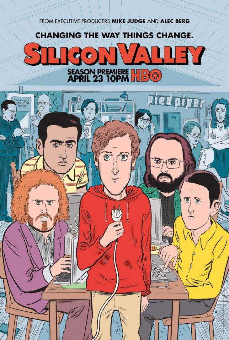 'Silicon Valley' gets a fitting graphic novel treatment in new Season