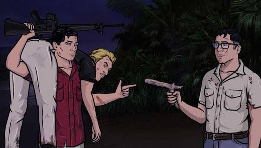 archer rulesofextraction An essential Archer viewing guide to prepare for the Dreamland premiere