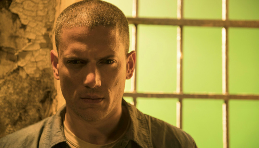 prison break season 5 wentworth miller 1 The Prison Break premiere gave T Bag a robot hand, and we have so many questions