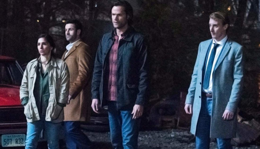supernatural season 12 british invasion A Supernatural war between hunters isnt the best idea    but its exactly what Lucifers been waiting for