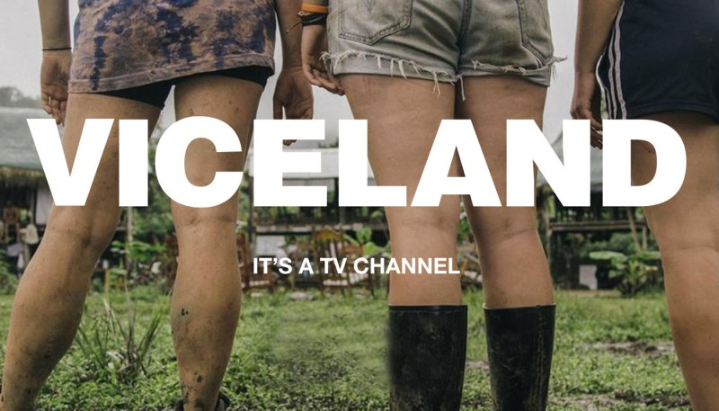 viceland network So... what is the Viceland Networks overall thing?